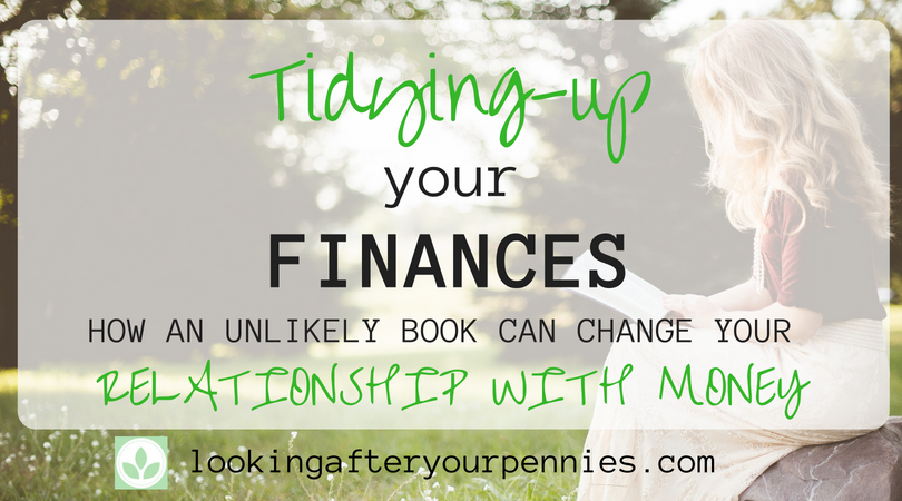 Tidying-Up Your Finances: How An Unlikely Book Can Change Your Relationship With Money