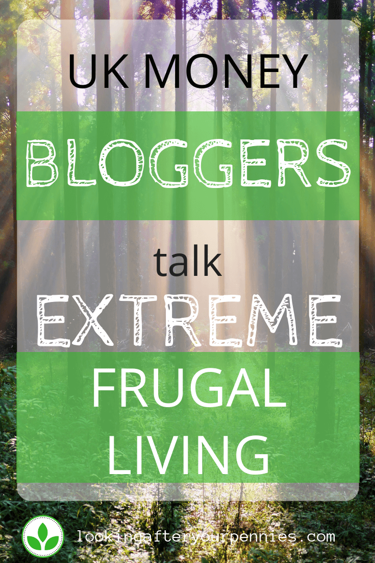 extreme frugal living uk 2019