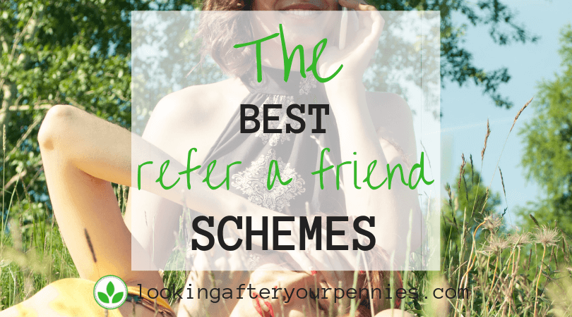 The Best Refer-A-Friend Schemes 2019