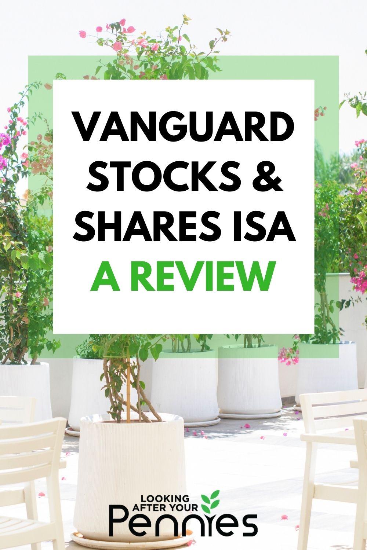 vanguard stocks and shares ISA